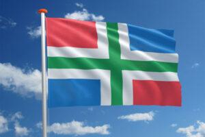 Groningen vlag