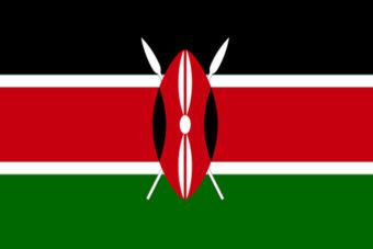 Kenia vlag