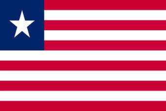 Liberia vlag
