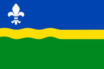 Provincie Flevoland vlag