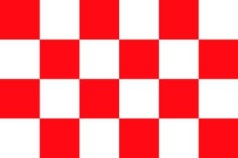 Provincie Noord-Brabant vlag