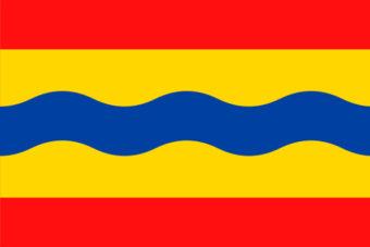 Provincie Overijssel vlag