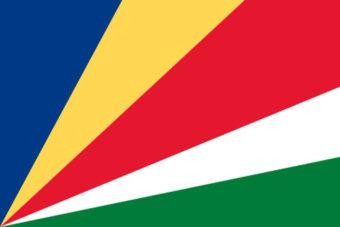 Seychellen vlag
