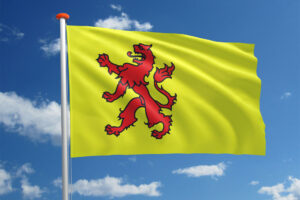 Zuid-Holland vlag
