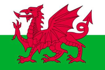 Wales vlag