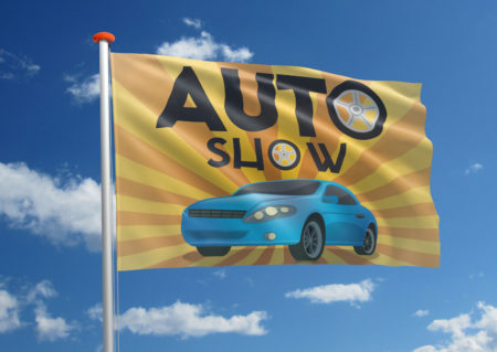 Autoshow vlag