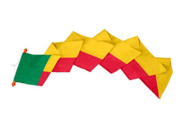 Wimpel Benin