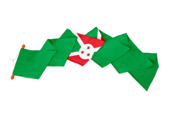Wimpel Burundi