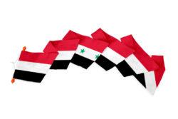 Wimpel Syrië