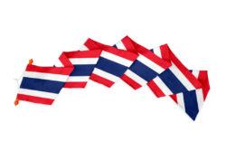 Wimpel Thailand