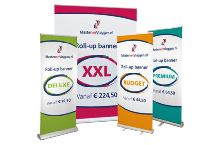 Wide Roll-up banner
