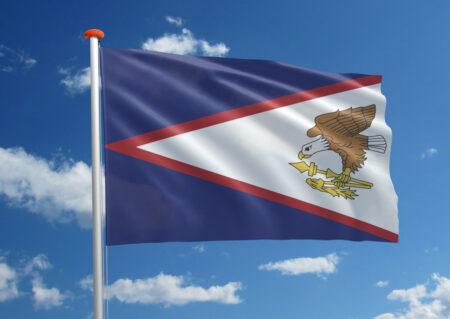 Vlag van Amerikaans Samoa