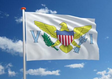Vlag van de Amerikaanse Maagdeneilanden