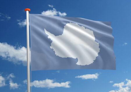 Vlag van Antarctica
