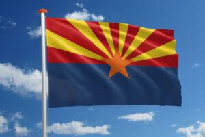 Vlag van Arizona