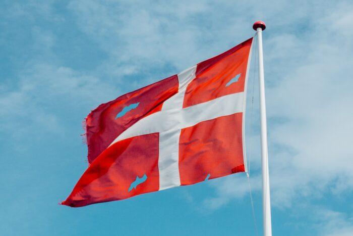 Schade aan vlag