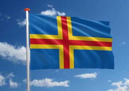 Vlag van Åland