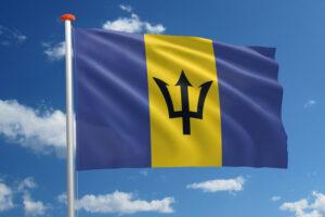 Vlag van Barbados