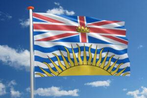 Vlag van Brits-Columbia