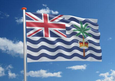 Vlag van Brits Indisch Oceaanterritorium