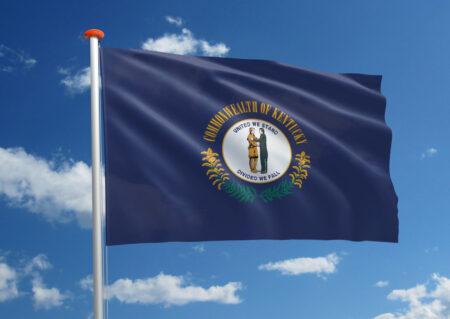 Vlag van Kentucky
