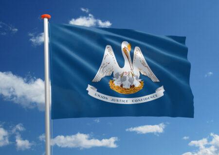 Vlag van Louisiana