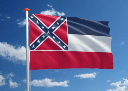 Vlag van Mississippi