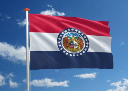 Vlag van Missouri