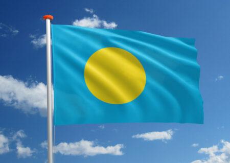 Vlag van Palau