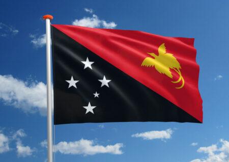 Vlag van Papoea-Nieuw-Guinea