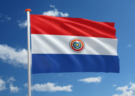 Vlag van Paraguay