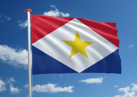 Vlag van Saba
