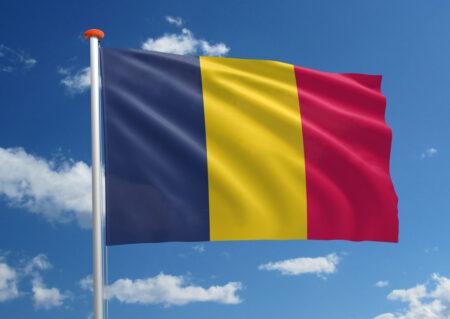 Vlag van Tsjaad