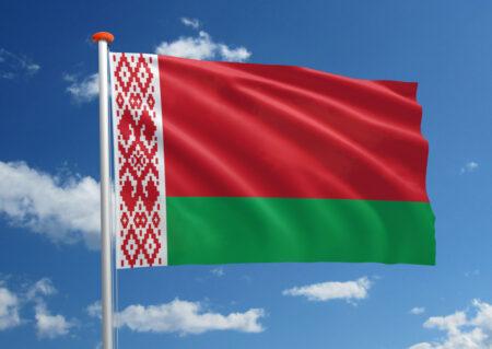 Vlag van Wit-Rusland