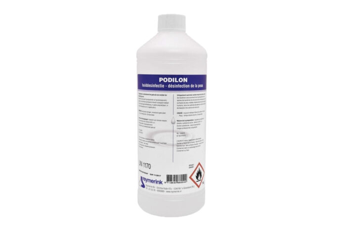 Alcohol 80% Podilon 1000 ml
