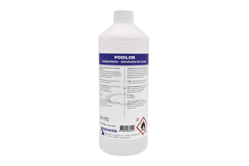 Alcohol 80% Podilon 1000 ml