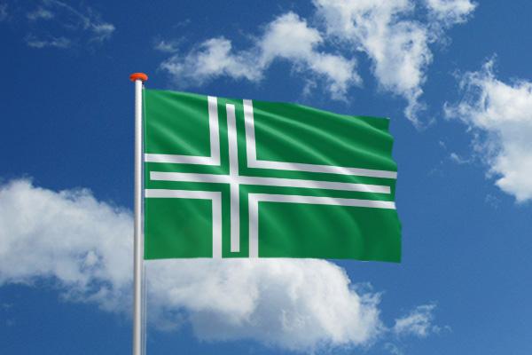 Stads- en dorpsvlaggen