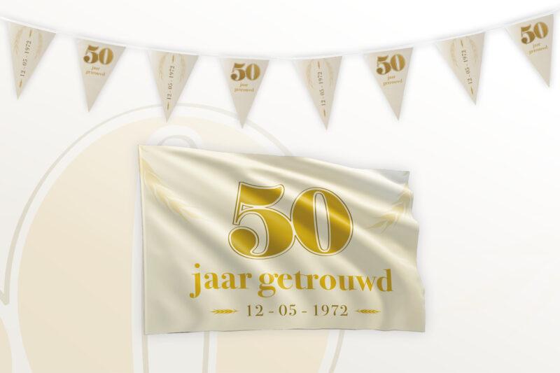 Partypakket 50 jaar getrouwd Small